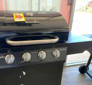 Brand New Char-Broil Black BBQ Grill w/warranty! QFN for Sale in Houston, TX
