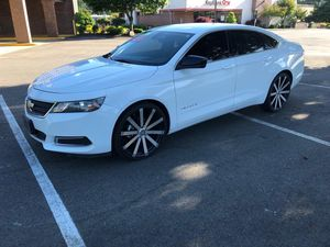 2014 Chevy Impala on 22s for Sale in Tacoma, WA