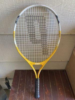 Mint PRINCE REBEL 25 Junior Tennis Oversize Racket for Sale in Turlock, CA