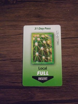 Brand new 31 day pass, local full. for Sale in Phoenix, AZ