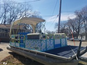 pontoon 1989 for Sale in East Moline, IL