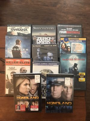 Action DVD lot for Sale in Clearwater, FL