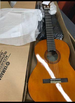 Yamaha acoustic guitar for Sale in Huntington Beach, CA