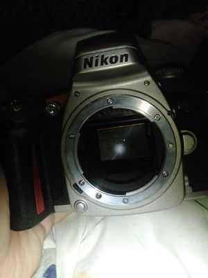 Nikon camera with film 80$ for Sale in TWN N CNTRY, FL