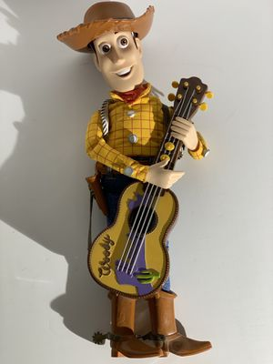 Disney Collection Toy Story Woody (Set of 3) for Sale in Midvale, UT