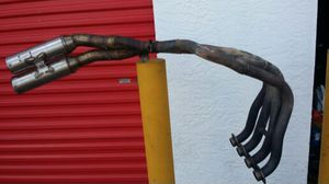 Gsxr headers and slip on for Sale in West Palm Beach, FL