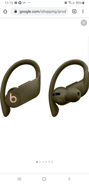 Dr. Dre Powerbeats Pro totally wireless headphones for Sale in Chicago, IL