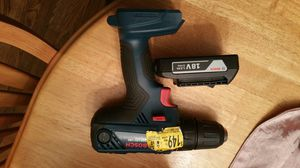 Bosch drills for Sale in Middletown, CT