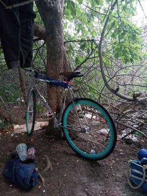 Fixed gear road bike for Sale in Denver, CO