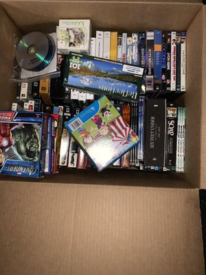Lots of dvds perfect condition two many to count for Sale in Glendora, CA