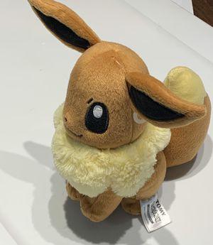 Pokémon eevee stuffed animal for Sale in Tucson, AZ
