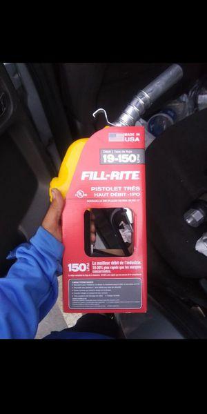 Fill Rite Gasoline Pistol (19-150LPM) for Sale in San Diego, CA
