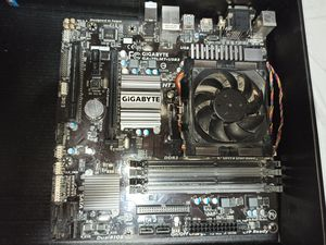 Motherboard With CPU for Sale in Sparks, NV