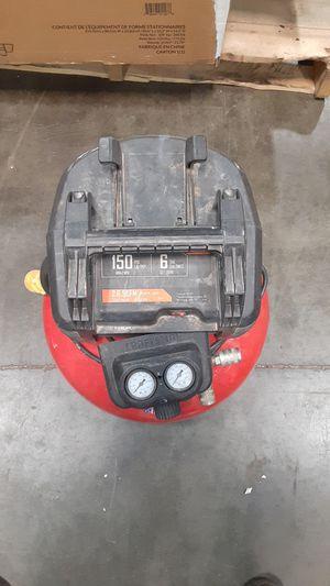 Craftsman 150psi, 6gal. compressor. for Sale in Jessup, MD