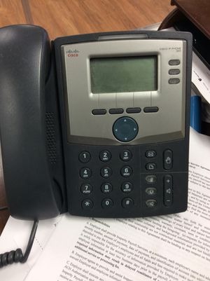 Cisco 303 ip phone for Sale in Jacksonville, FL