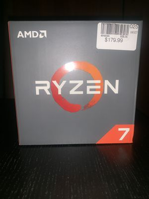 AMD Ryzen 7 1700x and Rog Strix B450-F Gaming Motherboard for Sale in Aurora, IL