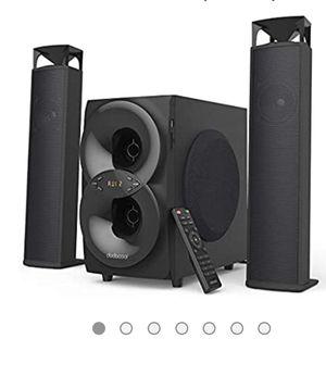 dodocool Sound Bar, 2.1 Channel Soundbar System for Sale in Palmdale, CA