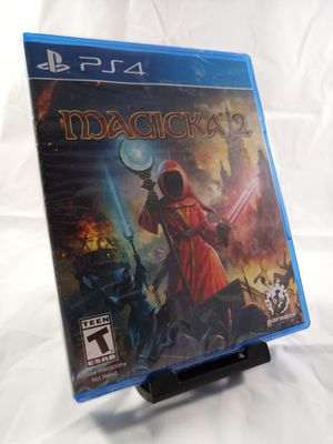 Magicka 2 LRG Sealed for Ps4 for Sale in Phoenix, AZ
