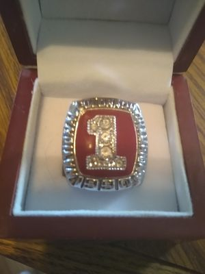 Colorado Championship Ring with Display Case for Sale in BRECKNRDG HLS, MO