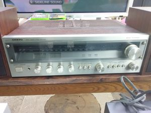 Vintage Onkyo receiver $250 for Sale in Washington, DC