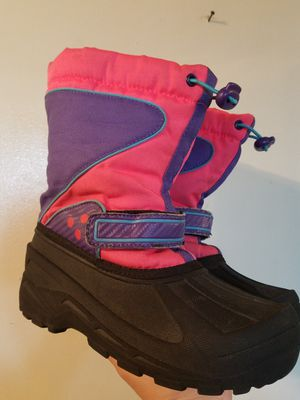 Snow girl boots size 2 for Sale in Santa Ana, CA