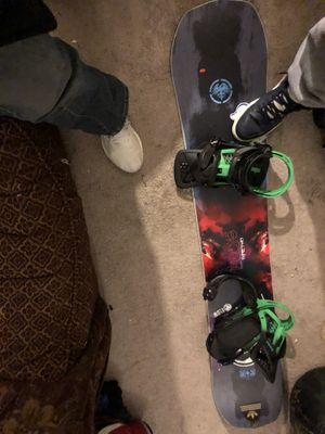 Never Summer Prototype 2 Freestyle Snowboard for Sale in Springfield, VA