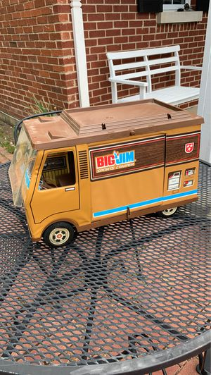 Big Jim Camper with all parts for Sale in Des Plaines, IL