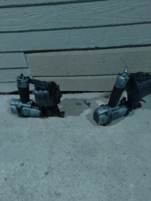 Hitachi roofing nailers for Sale in Dallas, TX