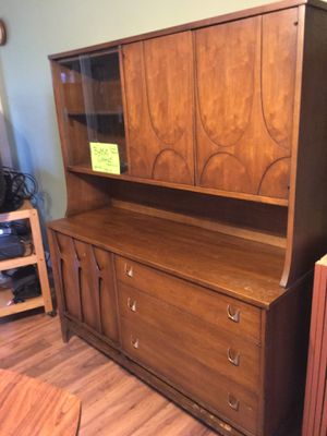 China hutch $150.00 ,table and 4 chairs $175.00 for Sale in Portland, OR