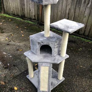"""Frisco 48"""" Cat Tree & Condo for Sale in Port Orchard, WA"""