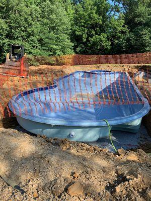 Pool jobs/Excavation for Sale in Woodbridge, VA