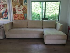 Sectional Sofa Bed (Queen Sleeper) for Sale in Miami, FL