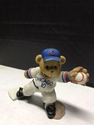 Chicago Cubs Teddy bear ( Santo #10) for Sale in Salem, OR