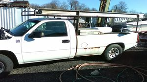 LADDER RACK & TRUCK TOOL BOX for Sale in Chesapeake Beach, MD