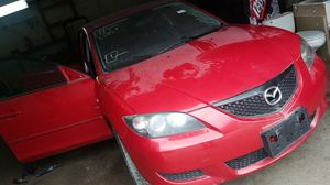 Mazda 3 year 05 only parts for Sale in Arlington, TX