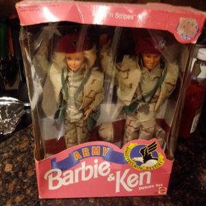 Vintage barbie and ken for Sale in Clifton, NJ