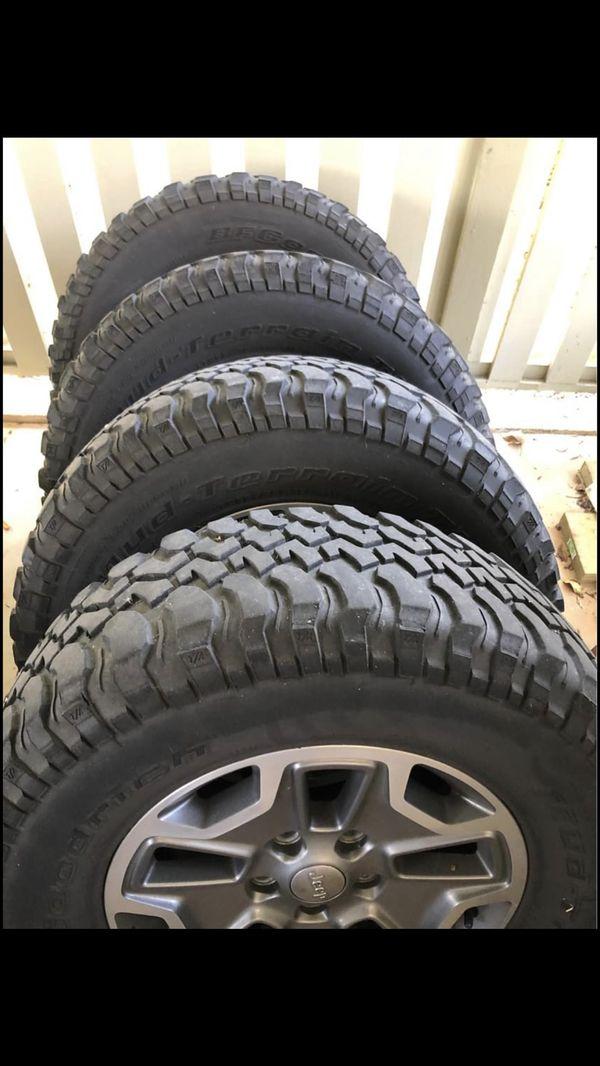 Jeep Wheels