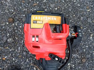 1yr Old Craftsman Trimmer w/ Electric Start for Sale in Salisbury, MD