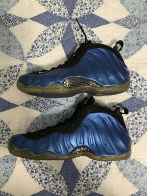 Nike Foamposite Royal for Sale in Lake Ridge, VA