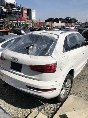Parting Out! 2017 Audi Q3 for parts! for Sale in Rialto, CA