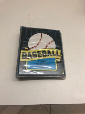 Vintage Baseball Trading Card Album (card size) for Sale in Davenport, FL
