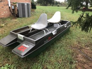 BASS TRACKER BANTAM 2X for Sale in Scottsville, VA