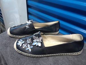 New Michael Kors leather Espadilla for Sale in Boston, MA