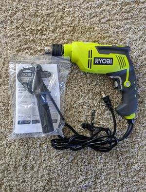 RYOBI 6.2 amp Corded Variable Speed Hammer Drill for Sale in Dutton, MI