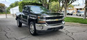 2017 Chevy Silverado v6 single cab ! ( SALVAGE TITLE ) for Sale in Los Angeles, CA
