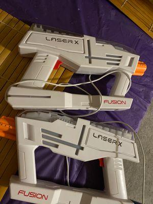 Laser tag guns for Sale in Covina, CA