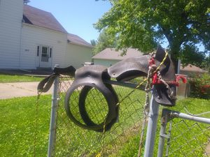 Horse tire swing for Sale in Quincy, IL
