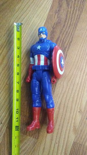 Captain America action figure for Sale in Longwood, FL