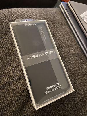 Samsung S-View flip cover for Sale in Molalla, OR