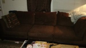 5 piece L Sectional Couch for Sale in Colorado Springs, CO